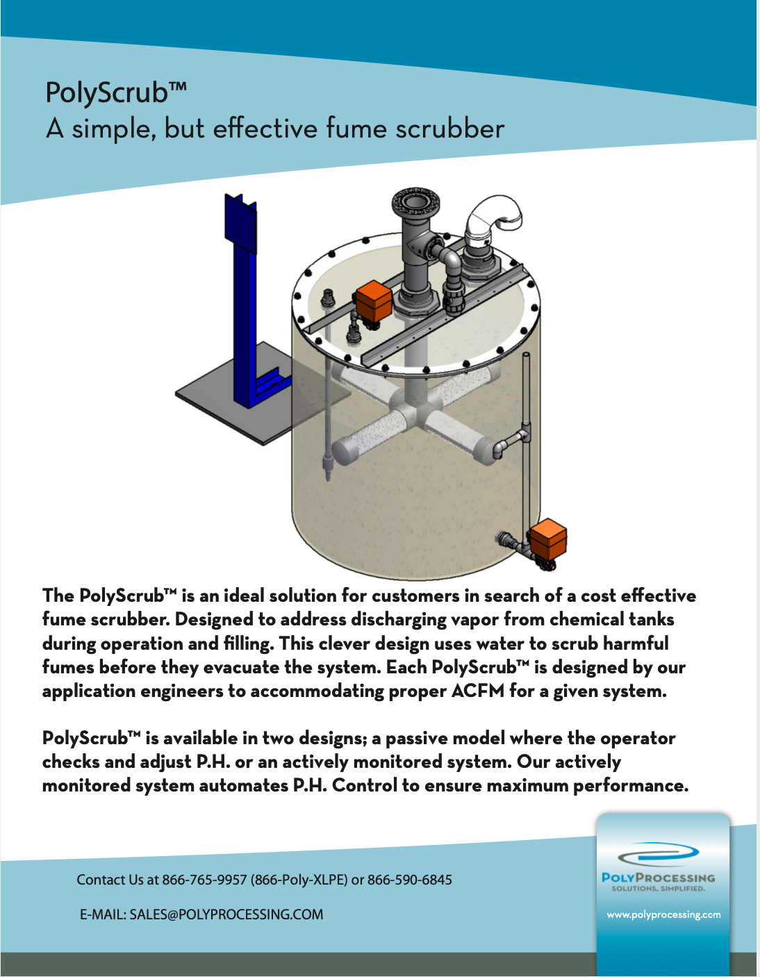PolyScrub Product Guide Cover