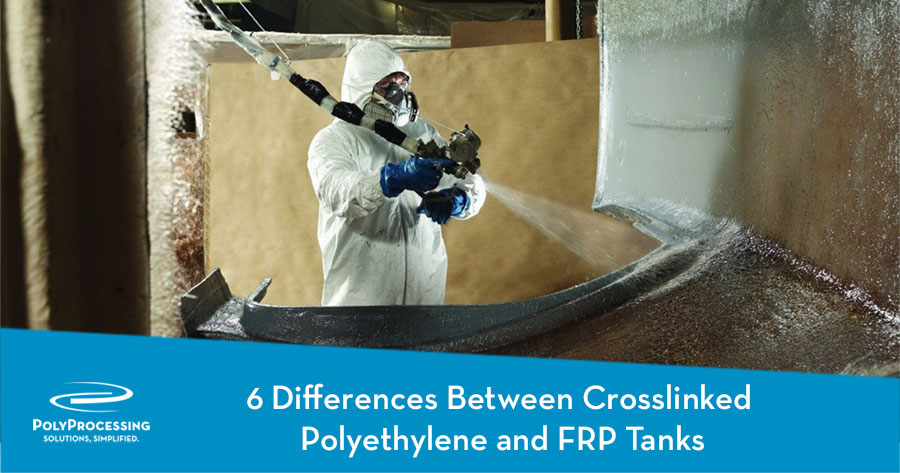6 Differences Between Crosslinked Polyethylene and FRP